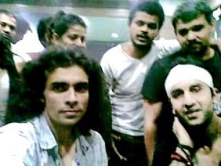 Ranbir Kapoor,Imtiaz Ali Introducing Team Rockstar on Facebook.mp4