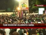 Rockstars Ranbir, Nargis celebrate dandiya latest Oct 2011