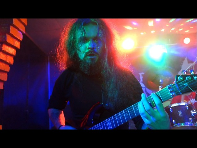 S.I.L.U.R. - Spectral Despair (Live at Barvy club, Kiev, 05.11.2016)