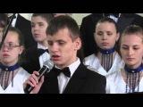 Выступление Народного хорового коллектива Classic в Харьковском римско-католическ...