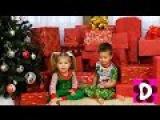 Новогодние ПОДАРКИ ЧЕЛЛЕНДЖ Диана vs Рома Кому Больше?!! Маша и Медведь Щенячий Па...