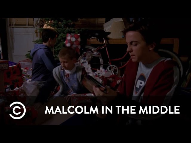 The Boys Ruin Christmas | Malcolm In The Middle