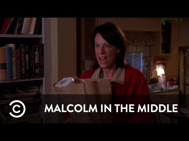 Lois Cancels Christmas | Malcolm In The Middle