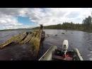 Рыбалка в Северной Карелии День 2.Приключения.