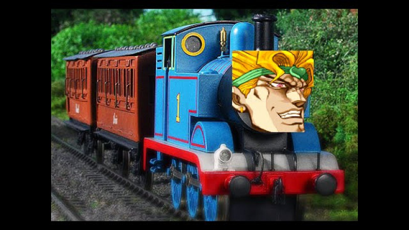 『DIO the Roadroller』