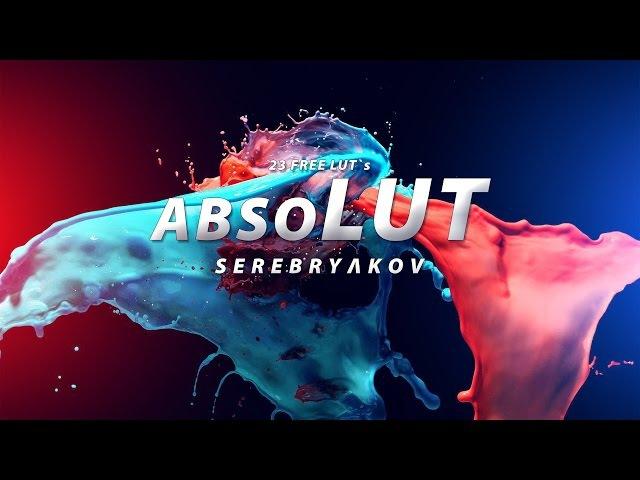 AbsoLUT - 23 FREE LUT`s (S E R E B R Y Λ K O V)
