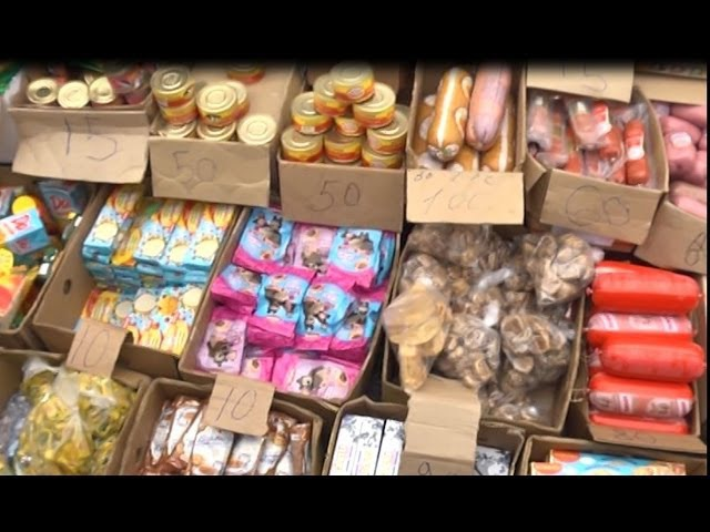 Фермер Бухаровский То, что раньше ели свиньи, теперь продают жителям Екатеринбу...