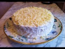 Торт Молочная Девочка Milchmädchen Torte Milch Mädchen Cake Milk Girl Простой Рецепт