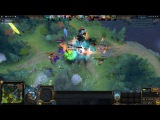 Dota 2. Jilas. Crystal Maiden. Press x to win