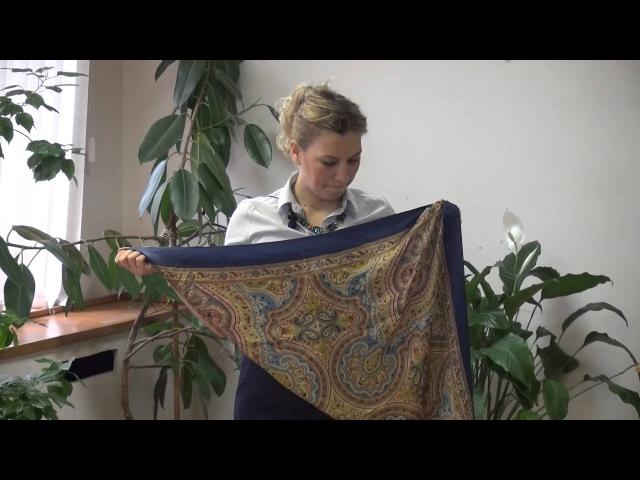 Мастер-класс Елены Филипповой