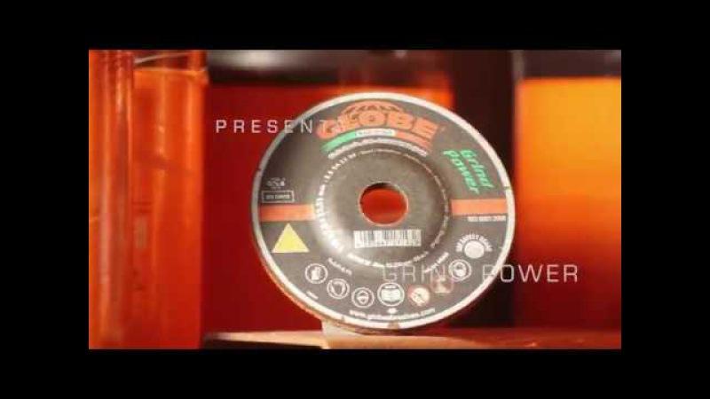 Аналог 3M Cubitron - Globe GRIND POWER 2