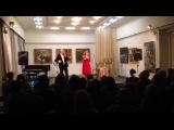 Елена Чарквиани и Алексей Бобров - Happy new year