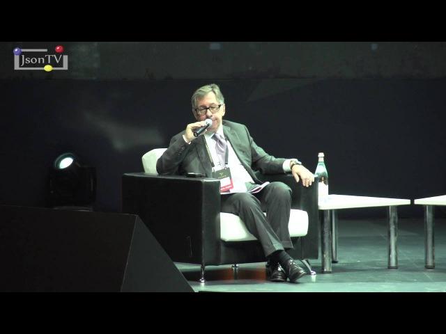 Атланты - 2016, бизнес-форум: Петр Авен, «Альфа-Банк»: Умение преодолевать кризисы приводит к успеху