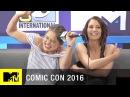 Melissa Benoist Sings a Recap of Supergirl Season 1 | Comic Con 2016 | MTV