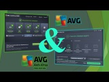 Тест AVG AntiVirus FREE 2017 &amp AVG AntiVirus FREE 2016 (полная версия)