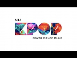 Promo for the concert by NU K-pop Cover Dance Club