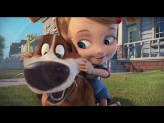 Большой собачий побег / Ozzy (дублированный трейлер / премьера РФ: 3 ноября 2016) 2016,мультфильм,Канада-Испания ,0