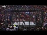 WWE No Way Out 2008 - Umaga vs Shawn Michaels vs Chris Jericho vs JBL vs