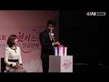 [Видео] 161122 Тэкён @ LOTTE DUTY FREE 7 First Kisses - Production Presentation