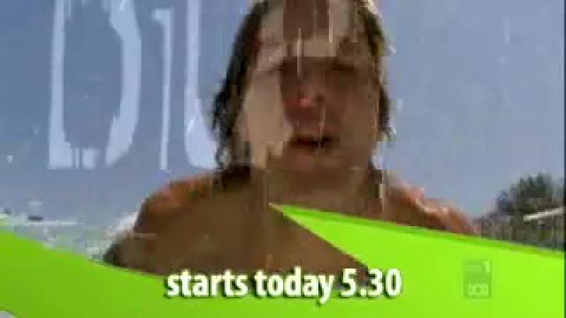 Большая волна/Blue Water High (2005 - ...) ТВ-ролик