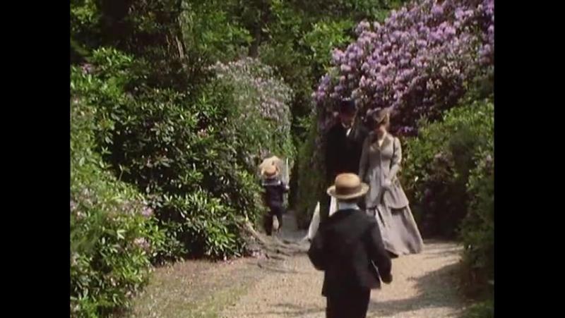 Беркли-сквер (1998) 2 серия из 10 [Страх и Трепет]