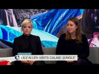 Lily Allen - BBC Two - Victoria Derbyshire Show
