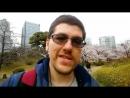 Aslan in Japan 2 Kyu-Shiba-rikyu