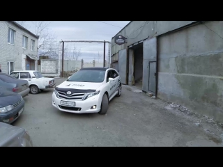 Dynamicon / 2GAQS (Оклейка авто WHITE NIGHT)