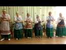 Танец Бурановских бабушек по многочисленным просьбам на Минуте славы в Отделении дневного пребывания Серпуховского ЦРИ Мире
