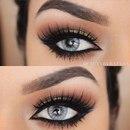 Дневной макияж глаз: принципы и секреты нанесения.