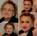 80-летняя бабуля не отстает от последних тенденций.