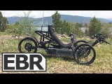 Outrider Alpha 4 Series Video Review - 45 mph Recumbent Electric Trike