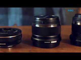 Olympus OM-D E-M10 Mark II - тест и обзор