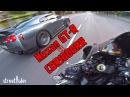 ВСТРЕТИЛ МЕЧТУ Nissan GT R 900hp vs CBR1000RR 180hp