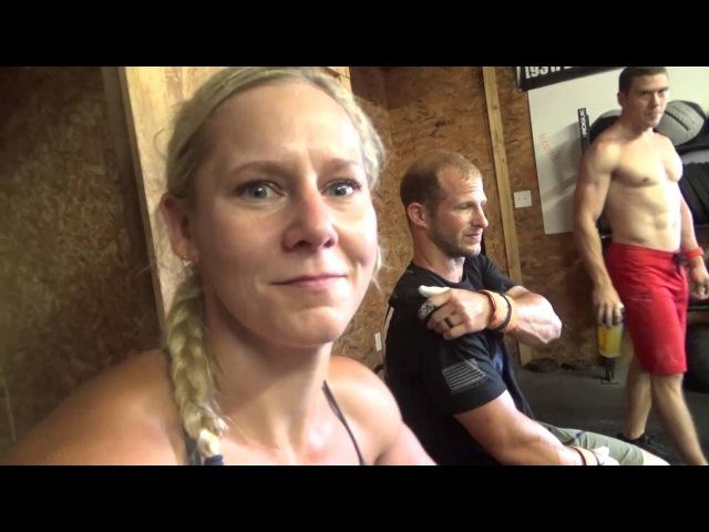 July 4th 2016 - Morning Workouts Slip N' Slide Fun