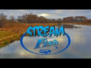 Окунь ранней весной на приманки StreamFish. Рыбалка на Друти