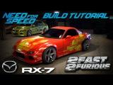 Need for Speed 2015  2 Fast 2 Furious Orange Julius