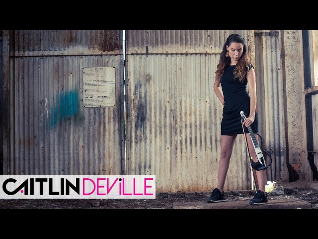 Despacito (Luis Fonsi ft. Daddy Yankee) - Electric Violin Cover | Caitlin De Ville