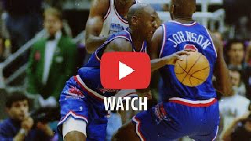 NBA All Star Game 1993. Full game.