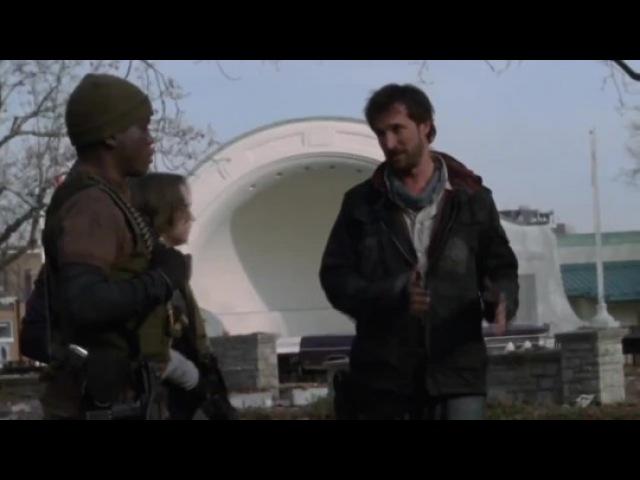 «Рухнувшие небеса» (2011 – 2015): Трейлер (сезон 1)
