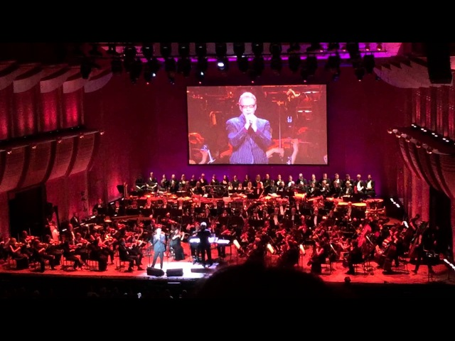 Danny Elfman's Music from the Films of Tim Burton - Lincoln Center, NYC July 10, 2015