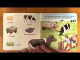 Mini LESEMAUS: Auf dem Bauernhof