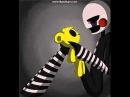 Песня Марионетки 5 ночей с Мишкой Фредди [Не Моё]