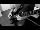 Meshuggah Combustion Bass Cover