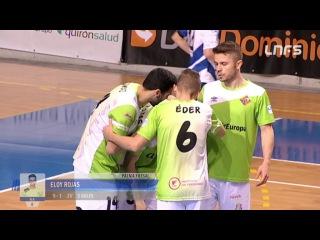 Jornada 29 Palma Futsal vs Bodegas Juan Gil Jumilla