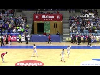 Jornada 29 Santiago Futsal vs Peñiscola RehabMedic