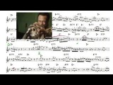 Transcription - Woody Shaw - Dat Dere