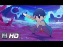 "CGI 2.5D Animated Short: ""KAIE and the Phantasus's Giants"" - by Allie Animation Studio"