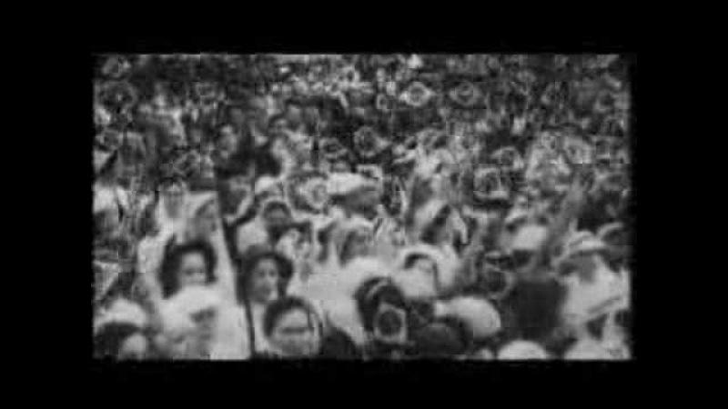Getulio Vargas - Estado Novo - Cremação das Bandeiras Estaduais