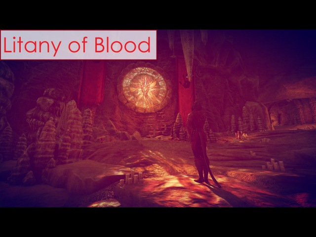 ESO: Ачивка Litany of Blood | Гайд